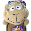 KidPlay Jacket Pack It Pets Monkey Plush Hooded Jacket