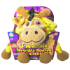 KidPlay J Animals Wearable Stuffed Animal Onesie Giraffe