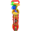 KidPlay Products Kids Toddler Outdoor Golf Club Pretend Play Set - Red