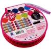 Art Tote with Paints, Brush, Crayons, Marker, and Eraser