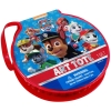 Nickelodeon Officially Licensed Paw Patrol Kids Travel Art Tote with Paints, Brush, Crayons, Marker, and Eraser