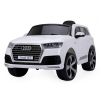 Kids Ride On Car Audi Q7 12V Battery - White