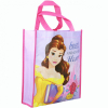 Disney Princess Reusable Beauty and The Beast 12 Inch Non Woven Tote Bag Belle