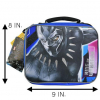 Marvel Black Panther King of Wakanda Soft Insulated Rectangular Lunch Box