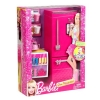 Barbie Glam Refrigerator Food & Accessories Set in Box