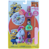 Despicable Me Minions Dress Up Nail Polish 3pk Nail Art Manicure Accessories