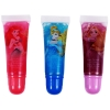 6pc Disney Princess Lip Tube Gloss Stocking Stuffer Gift Close Up