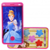 Disney Princess Cell Phone Slide Out Lip Gloss Makeup Cosmetic Set Case