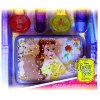 Disney Beauty and the Beast Princess Belle Lip Gloss Nail Polish Set