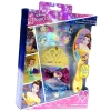 DIsney Princess Beauty and the Beast Girls Hair Accessories Gift Set Retail Packaging