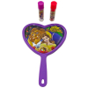 Disney Beauty and The Beast Mirror with 2 Lip Balms