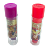 Disney Beauty and The Beast Tale as Old as Time Mirror with 2 Lip Balms