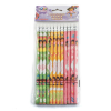 nick jr dora the explorer kids number 2 pencils 12 pack Dora Nickelodeon backpack school supplies stocking stuffers retail packaging