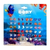 Disney Pixar Finding Dory 24 Pair Sticker Earrings Jewelry for Kids
