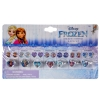 21pc Disney Frozen Girls Rings and Earrings Set Days of the Week
