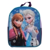 Disney Frozen Girls Blue Mini Backpack Featuring Anna & Elsa