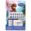 Disney Frozen Girls Press On Sticker Nail Set