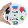 World International Multi Country Flag Soccer Ball - Size 2