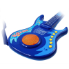 Guitar Star LED Pretend Play Light-up Rock Band Musical Instrument Toy- Blue