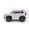 Volvo XC90 12V Licensed Battery Powered Kids Ride On Car White Side view