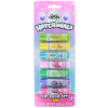 Hatchimals 7 Pack Fruit Flavored Lip Balms