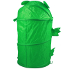 KidPlay Pop Up Kids Frog Toy Storage Bin Back Side