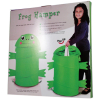 KidPlay Pop Up Kids Frog Toy Storage Bin Retail Packaging