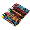 Set of 12 Jumbo Star Wars Kid Crayons