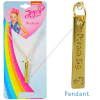 JoJo Siwa Girls Fashion Jewelry Pendant Dream Big