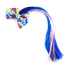 JoJo Siwa Girls Faux Hair Pony Extension Clip - Ombre Purple