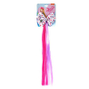 JoJo Siwa Girls Faux Hair Pony Extension Clip - Ombre Pink