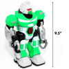 Heighth of Green Boys Toy Action Figure Super Robot Power Warrior
