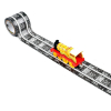 KidPlay Products Classic Railroad PlayTape for Toy Car Pretend Play Imagination