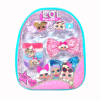 LOL Surprise Girls Hair Accessory Kit with Backpack Carrier