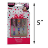 Disney Minnie Mouse Kids Holiday Stocking Bundle Girls Pre-filled Toys and Gifts