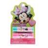 Disney Minnie Mouse Girks Lip Balm 2pk With Fun Flavors