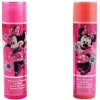 6pc Disney Minnie Mouse Lip Tube Balm Stocking Stuffer Gift Minnie Mouse Close Up