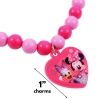 15pc Disney Minnie Mouse Girls Accessory Gift Set Jewelry Retail Package Charm Scale Image
