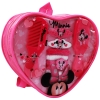10pc  Disney Minnie Mouse Heart Shaped Hair Accessory Backpack