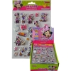 Disney Minnie Mouse Pet Salon and Daisy Duck Sticker Sheet