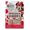 Disney Minnie Mouse Girls Halloween Costume Press on Nails