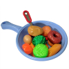 KidPlay Kitchen Pan Play Set