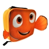 Disney Pixar Finding Dory Nemo Face Rectangle Lunch Bag with Fins