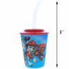 Nick Jr - Paw Patrol - 12oz Graphic Cup with Lid and Straw