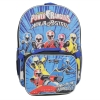 Power Rangers Backpack and Lunch Combo Front View