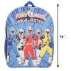 Power Rangers Backpack Scaling