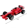 Speedy remote control red race car for kids and boys