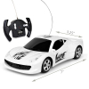 "Fast Street Racer Furious 7"" Radio Remote Control Nitrous Car with Working Headlights 4 Channel Multi Directional Scaled"