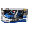 In Box RC Police Cop Car Blue
