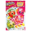 Apple Blossom and Poppy Corn Jumbo Childrens Brain Games, Puzzles, Mazes, and Coloring Book